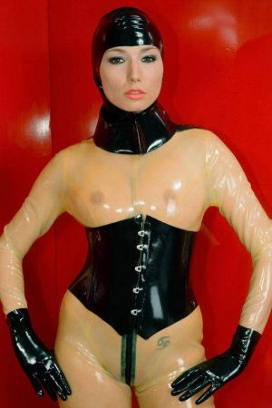 Latex Hood, Hangman's 1138C