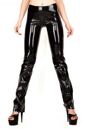 Latex Slinky Pants, Unisex 1149M