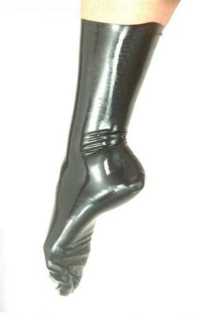Women's Socks, Thick Latex