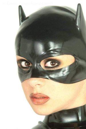 Latex Mask: Catwoman 1205