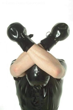 Latex Ball Gloves, Thick Latex