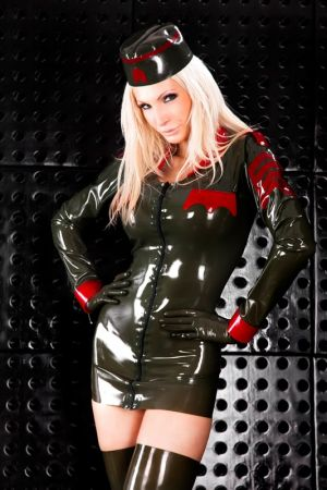 Military Uniform Dress  3080