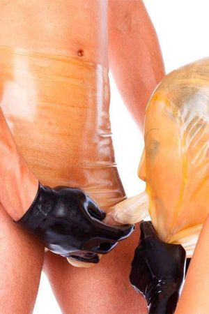 "Latex Briefs: ""Blow Me""  3337"