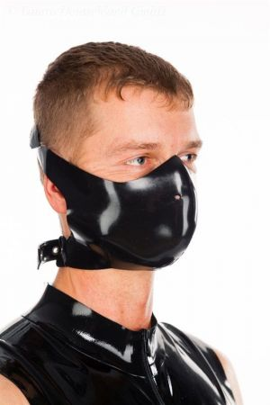 Latex Mask:
