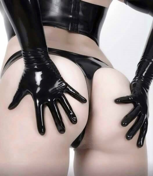 LATEX CLOTHES AND INTIMATE APPAREL